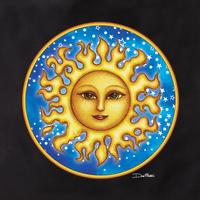 Dan Morris Starry Sun 1 Tote