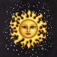 Dan Morris Starry Sun 2 Tote