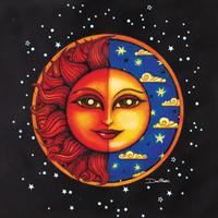 Dan Morris Celestial Twilight Tote