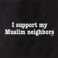 I Support Muslim Neighbors Tote