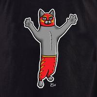 Cali Gato Luchador Tote