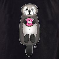 Cali Otter Donut Tote