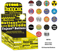 One Liners Button Box