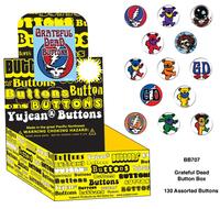 Grateful Dead Button Box