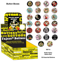 Roller Derby Button Box