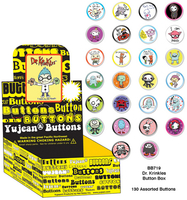 Dr Krinkles Button Box