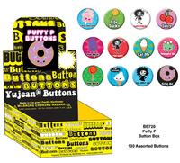 Puffy P Button Box