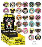 Cali SUGAR DOGS Button Box