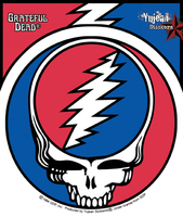 Steal Your Face Grateful Dead Sticker