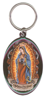 Virgin Of Guadelupe Keychain