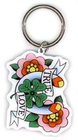 Sunny Buick True Love Metal Keychain