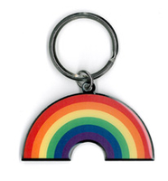 Rainbow Keyring