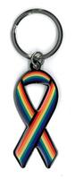 Pride Ribbon Keyring