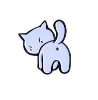 Evilkid Kitty Enamel Pin