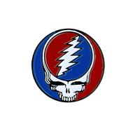 Grateful Dead SYF Enamel Pin