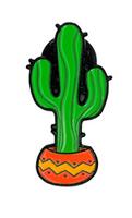 Cactus 1 Enamel Pin