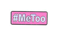 #MeToo Enamel Pin