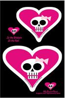 Sweet Fiend Two Pack Sticker