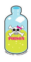 Skulli's Little Poison Sticker