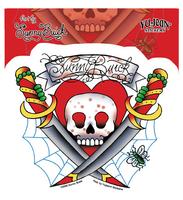 Sunny Buick Sunny Skull Sticker