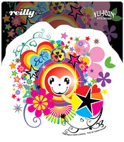 Reilly Pirate Sticker