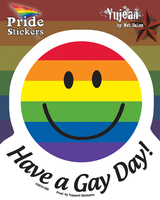 Have A Gay Day Pride Sticker