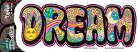 Dan Morris Dream Sticker