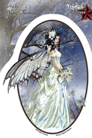 Nene Thomas Fairy Bride Sticker