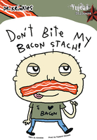 Dr Krinkles Bacon-Stash sticker