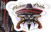 Eric Iovino Mexican Pride sticker