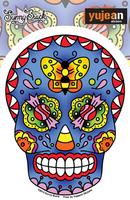 Sunny Buick Candy Sugar Skull Sticker