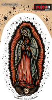 Agorables Our Lady of Guadalupe sticker | Agorables