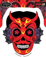 Evilkid La Diablita Sticker