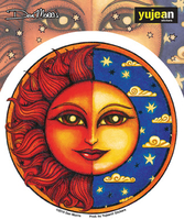 Dan Morris Celestial Twilight Sticker