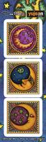 Dan Morris 3 Moons Sticker