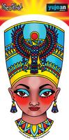 Sunny Buick Nefertiti Sticker