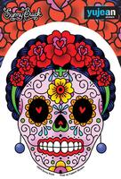Sunny Buick Calavera Frida Sticker