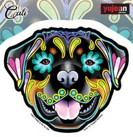 Cali's Rottweiler Sticker