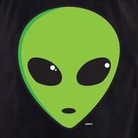 Alien Head Tote