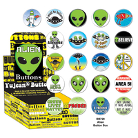 Alien Button Box