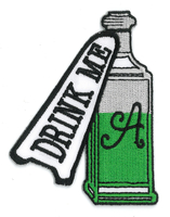 Drink Me Patch