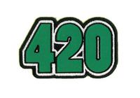 420 Patch