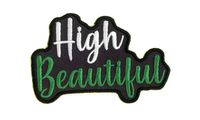 High Beautiful Patch