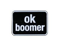Ok Boomer Enamel Pin