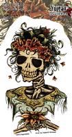 Muertos Bride Sticker