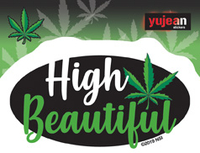 High Beautiful Sticker