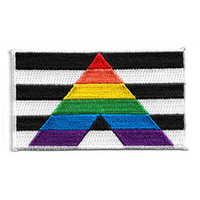 Ally Flag Patch