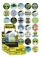 Alien 2 Button Box