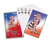 Miss USA Pinup Playing Cards