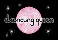 Dancing Queen Pride Postcard